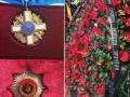 Лучший контрразведчик в Украине: Порошенко дал орден погибшему полковнику СБУ