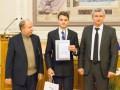 Украинский школьник завоевал бронзу на Олимпиаде гениев в США