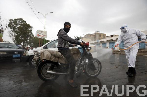 В Йемене самый большой в мире процент смертности от коронавируса
