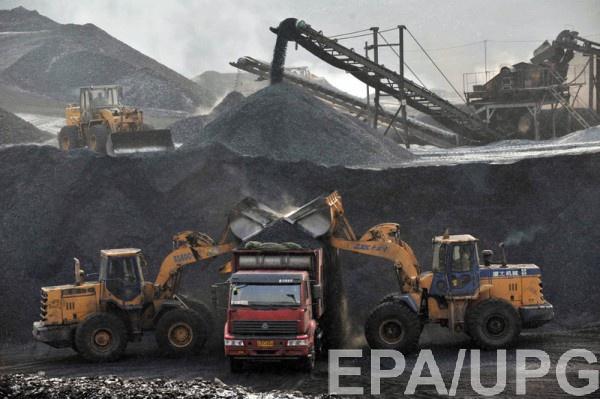 Насалик попросил контролировать поставки угля, законтрактованного компаниями