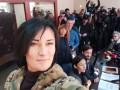 Маруся Зверобой на суде оскорбила прокурора