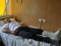 Депутата Партии регионов жестоко избили битами (ФОТО)