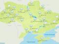 Украинцам обещают снег в преддверии Нового года