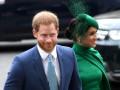 Принц Гарри и Меган Маркл выполнили последнюю королевскую обязанность