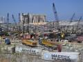 В порту Бейрута нашли почти 80 контейнеров с химикатами
