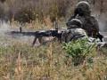 За сутки на Донбассе пятеро раненых бойцов ВСУ
