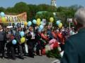 В Киеве на 9 мая заявлен только