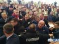 Черкасские депутаты устроили драку из-за языка