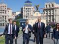 В Киеве на Майдане напали на американского дипломата