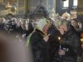 Во Владимирском соборе в Киеве прощаются с Денисом Вороненковым