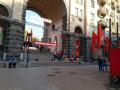 Сеть обсуждает появление флагов СССР на Крещатике
