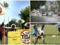 День в фото: Гринпис под зданием ООН, потоп в Одессе и чемпионат по фрисби