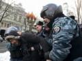 УП: В Киеве задержали участников акции против запрета пропаганды гомосексуализма