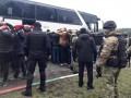 Стало известно, кем были задержанные под Одессой вооруженные люди