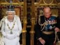 В Британии госпитализировали супруга королевы Елизаветы II