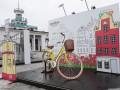 В Киеве появились европейские фотозоны