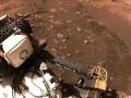 Perseverance впервые проехал по поверхности Марса