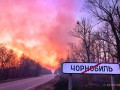 Пожар в зоне ЧАЭС нанес десятки миллионов гривен ущерба