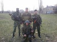 Погибший в Сирии ГРУшник учил боевиков на Донбассе