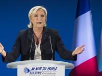 Ле Пен временно покинула пост главы Национального фронта