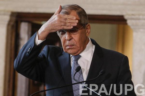 Лавров: Киев отказался развести силы по всей линии