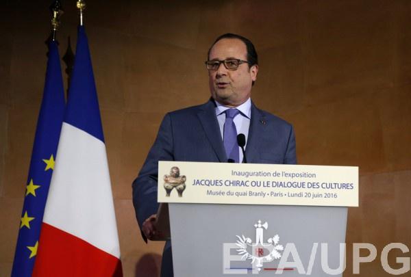 Олланд анонсировал встречу лидеров нормандской четверки