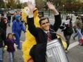 В Вашингтоне прошел Марш миллионов кукол