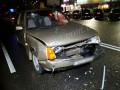 На Запорожье пьяный за рулем устроил тройную аварию