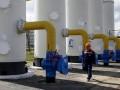 Украина накопила рекордное количество газа