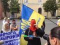 Выборы предстоятеля УПЦ МП: под Лаврой произошла потасовка (фото)