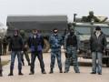 Самооборона Крыма ночью штурмовала здание Службы внешней разведки в Алуште