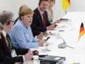 Трамп и Меркель обсудили поддержку реформ в Украине