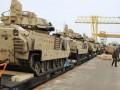США разместят танковый батальон в Литве