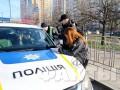 Погоня в Киеве: Патрульные ловили пьяную автоледи