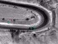 Азербайджанские дроны ударили по машинам - видео