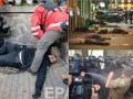 Итоги 18 октября: второй день Михомайдана и жуткое ДТП в Харькове