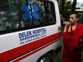 В Индии автобус с 50 школьниками попал в аварию