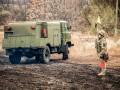 Сутки в ООС: Вражеский беспилотник и происки диверсантов