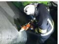 Обрушение в Киеве: строителей успешно спасли