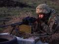 На Донбассе ВСУ сбили беспилотник боевиков