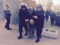 Штурм Рады: пострадали 15 милиционеров, задержаны 50 человек (фото)