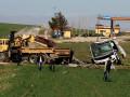 В сети появилось видео с места подрыва военного конвоя в Турции