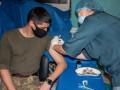 В Украине уже более 15 тысяч вакцинированных