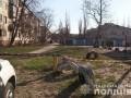 В центре Северодрнецка во время взрыва умер мужчина