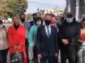 На Донбассе собрался митинг из-за путаницы в бюллетенях