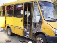 В Кривом Роге произошел взрыв в маршрутке, есть пострадавшая