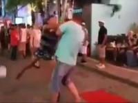 В Таиланде жестоко наказали пьяного россиянина - соцсети