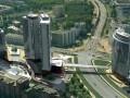Строительство первого небоскреба в Беларуси завершится в 2013 году