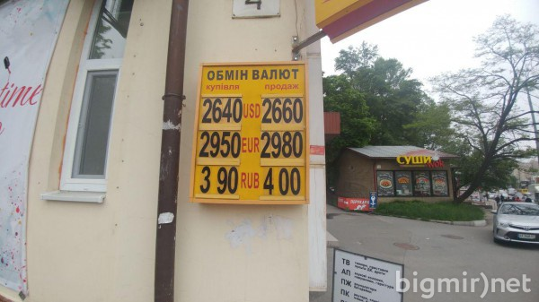 Утром 8 мая, в среду, доллар можно купить на теневом рынке по 26,60 грн