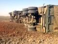 Помидорное ДТП на Херсонщине унесло жизнь львовского водителя